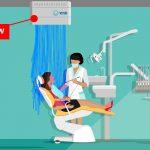 Higia Flow e a importância da distribuição do ar purificado – O caso especial da medicina dentária